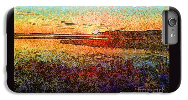 Georgian Bay Sunset IPhone 6s Plus Case