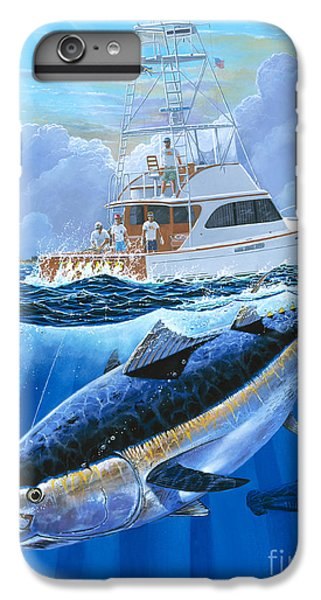 Swordfish iPhone 6s Plus Case - Giant Bluefin Off00130 by Carey Chen