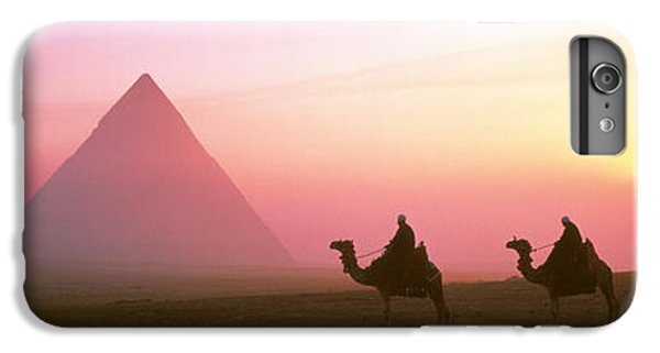 Giza Pyramids Egypt IPhone 6s Plus Case by Panoramic Images