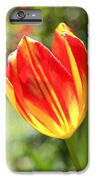 Glowing Tulip IPhone 6s Plus Case
