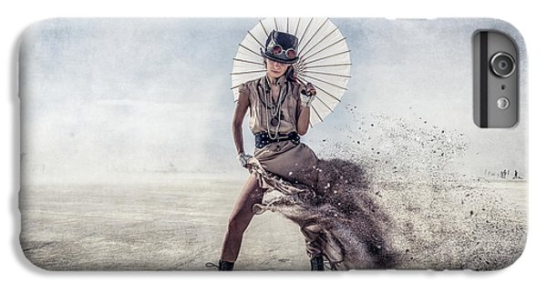 Umbrella iPhone 6s Plus Case - Gone With The Wind by Gilles Bonugli Kali
