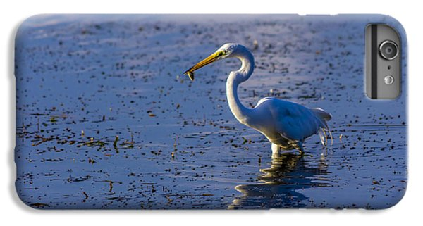 Sandpiper iPhone 6s Plus Case - Gotcha by Marvin Spates