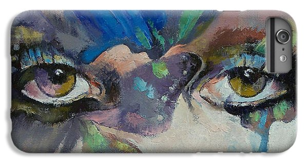 Gothic Butterflies IPhone 6s Plus Case by Michael Creese