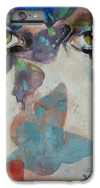 Fairy iPhone 6s Plus Case - Gothic Butterflies by Michael Creese