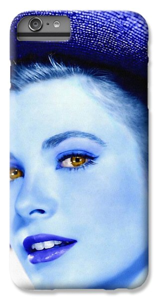 Grace Kelly IPhone 6s Plus Case by Art Cinema Gallery