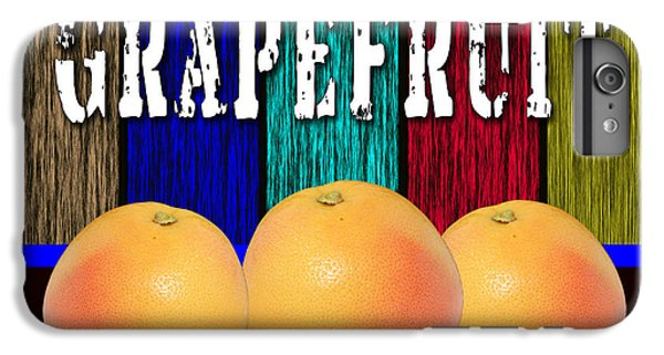 Grapefruit IPhone 6s Plus Case by Marvin Blaine