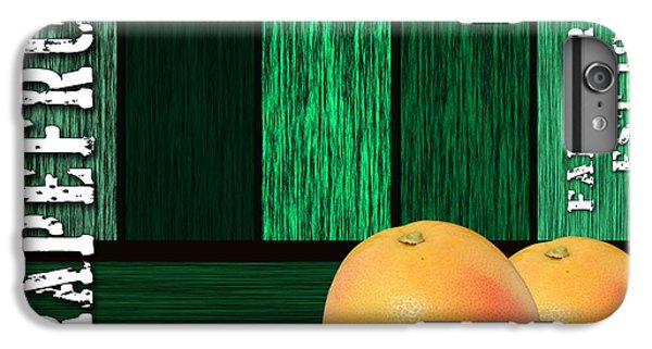 Grapefruit Sign IPhone 6s Plus Case