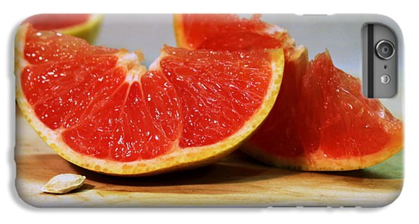 Grapefruit Slices IPhone 6s Plus Case