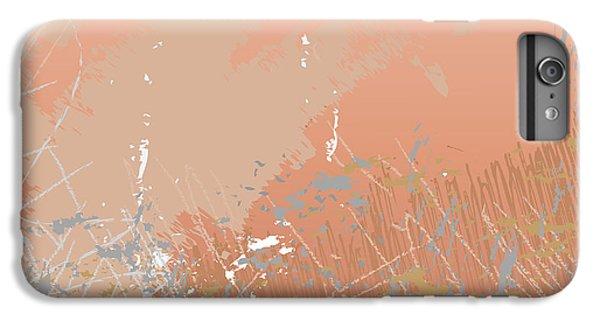 Space iPhone 6s Plus Case - Grunge Retro Vintage Paper Texture by Xpixel