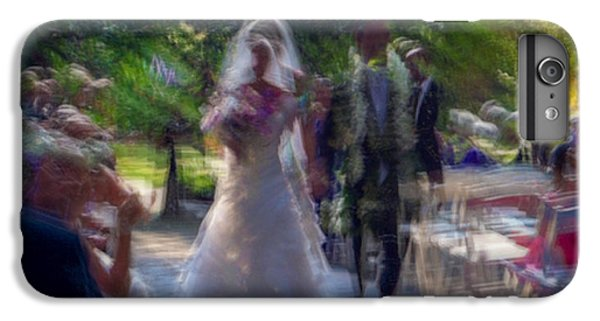 IPhone 6s Plus Case featuring the photograph Happily Ever After by Alex Lapidus