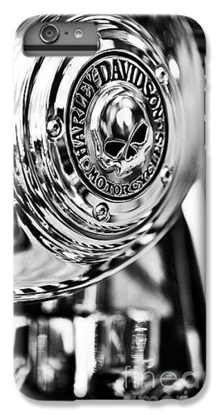 Harley Davidson Skull Casing IPhone 6s Plus Case