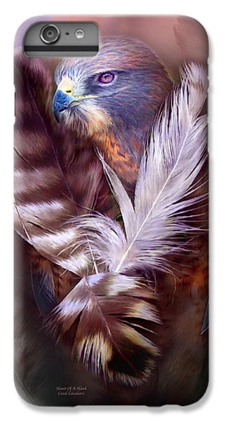 Heart Of A Hawk IPhone 6s Plus Case