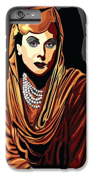 Liz Taylor iPhone 6s Plus Case - Hedy Lamarr  Hollywood The Golden Age by Larry Butterworth