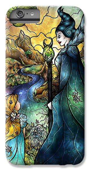 Flower Fairy iPhone 6s Plus Case - Hello Beastie by Mandie Manzano