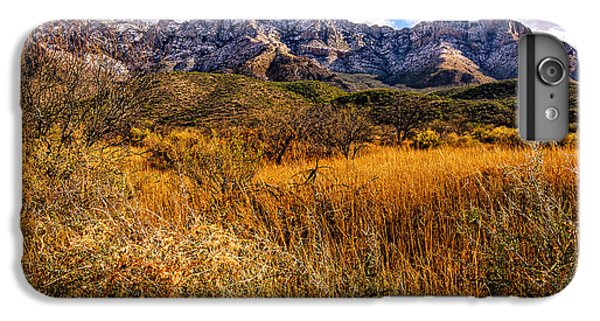 IPhone 6s Plus Case featuring the photograph Here To There by Mark Myhaver