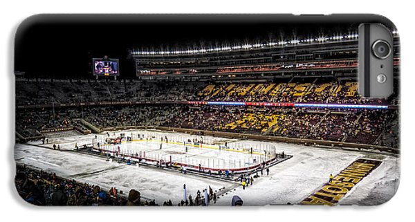 Hockey City Classic IPhone 6s Plus Case by Tom Gort