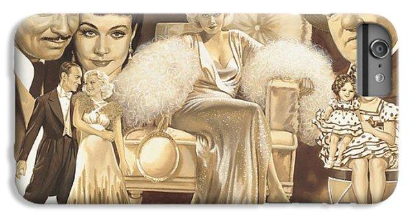 Hollywoods Golden Era IPhone 6s Plus Case