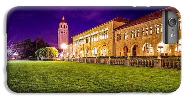 Stanford iPhone 6s Plus Case - Hoover Tower Stanford University by Scott McGuire