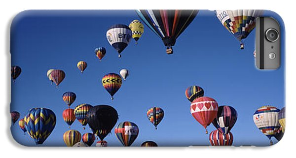 Hot Air Balloons Floating In Sky IPhone 6s Plus Case by Panoramic Images