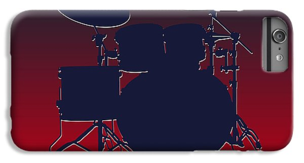 Houston Texans Drum Set IPhone 6s Plus Case by Joe Hamilton