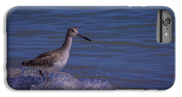 Sandpiper iPhone 6s Plus Case - I Can Make It by Marvin Spates