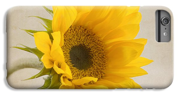 Sunflower iPhone 6s Plus Case - I See Sunshine by Kim Hojnacki