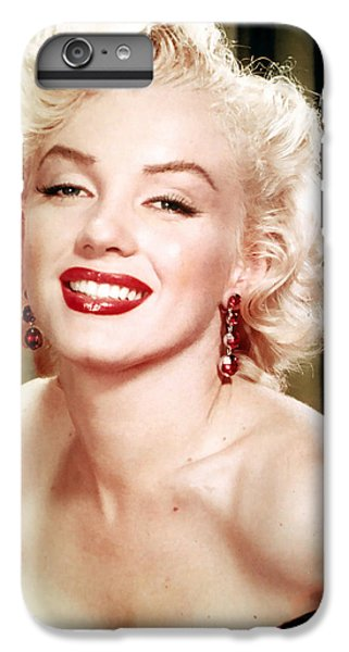 Iconic Marilyn Monroe IPhone 6s Plus Case
