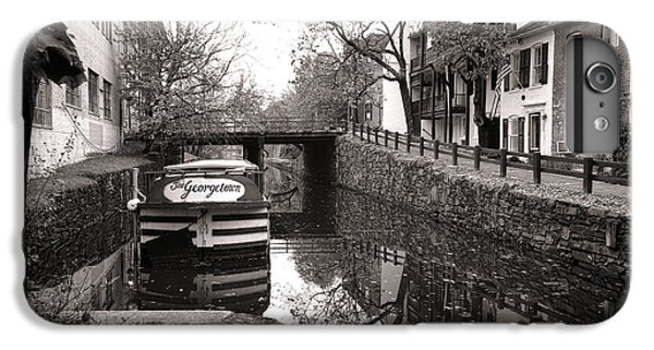 Washington D.c iPhone 6s Plus Case - In Georgetown by Olivier Le Queinec