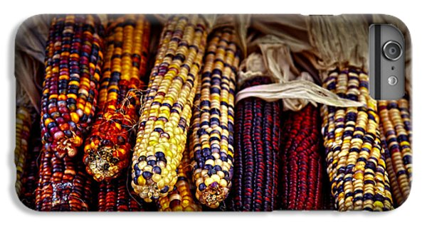 Indian Corn IPhone 6s Plus Case by Elena Elisseeva