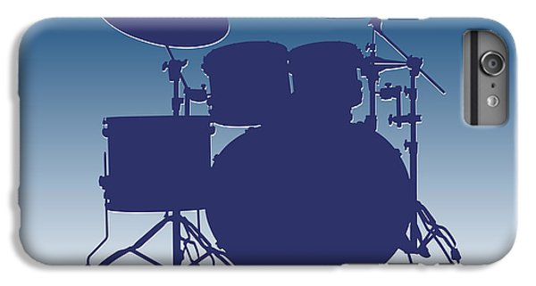 Indianapolis Colts Drum Set IPhone 6s Plus Case by Joe Hamilton