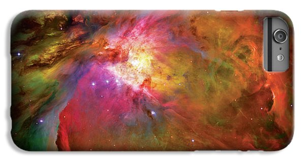 Into The Orion Nebula IPhone 6s Plus Case by Jennifer Rondinelli Reilly - Fine Art Photography