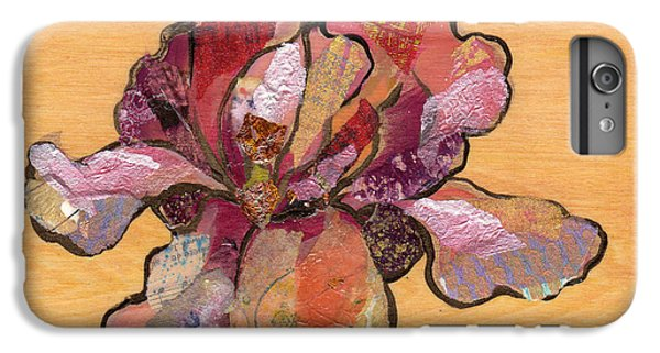 Iris II - Series II IPhone 6s Plus Case by Shadia Derbyshire