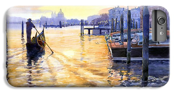 Town iPhone 6s Plus Case - Italy Venice Dawning by Yuriy Shevchuk