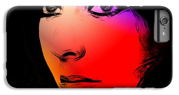 Liz Taylor iPhone 6s Plus Case - Its All In My Eyes by Steve K