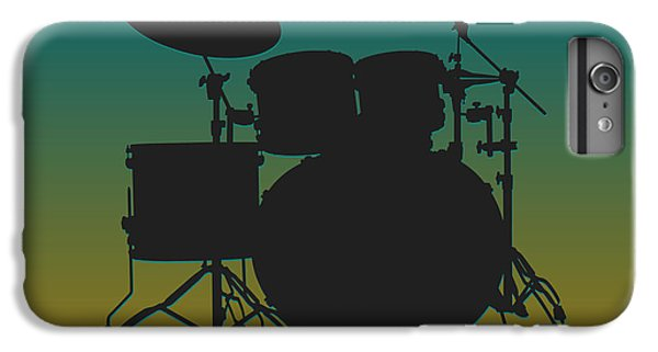 Jacksonville Jaguars Drum Set IPhone 6s Plus Case by Joe Hamilton