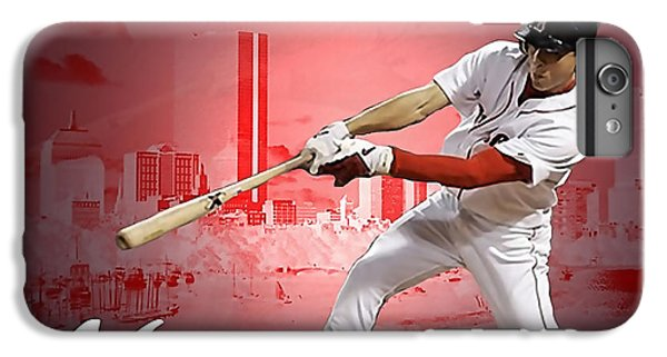 Jacoby Ellsbury IPhone 6s Plus Case by Marvin Blaine