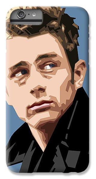 James Dean In Color IPhone 6s Plus Case by Douglas Simonson