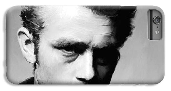 James Dean - Portrait IPhone 6s Plus Case by Paul Tagliamonte