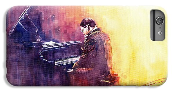 Jazz iPhone 6s Plus Case - Jazz Herbie Hancock  by Yuriy Shevchuk