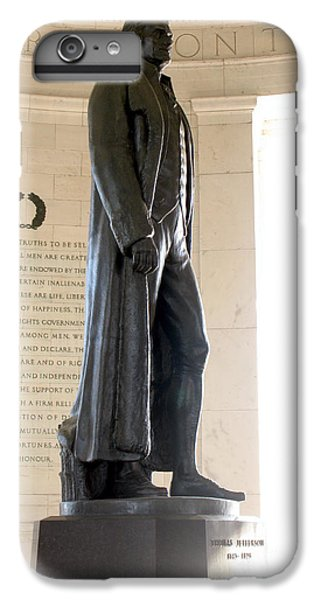Washington D.c iPhone 6s Plus Case - Jefferson Memorial In Washington Dc by Olivier Le Queinec