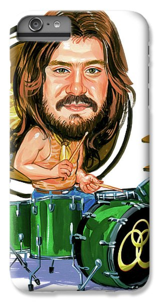 Drum iPhone 6s Plus Case - John Bonham by Art