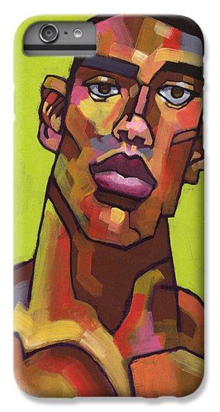Portraits iPhone 6s Plus Case - Killer Joe by Douglas Simonson