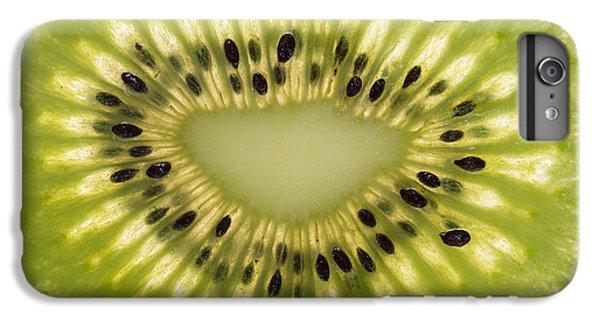 Kiwi iPhone 6s Plus Case - Kiwi Detail by Steve Gadomski
