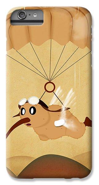 Kiwi iPhone 6s Plus Case - Kiwi  by Mark Ashkenazi