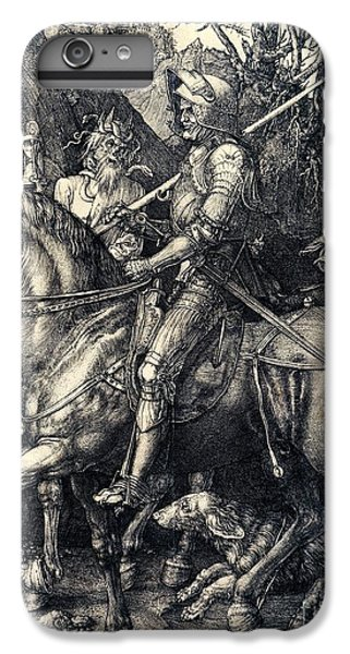 Knight Death And The Devil IPhone 6s Plus Case