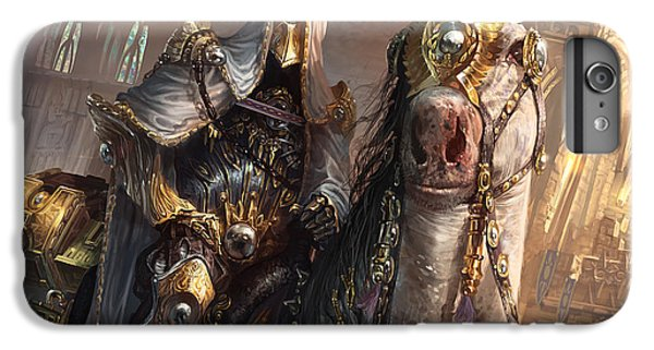 Wizard iPhone 6s Plus Case - Knight Of Obligation by Ryan Barger
