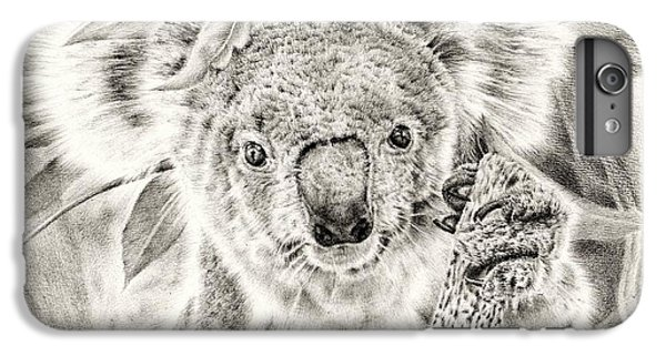 Koala Garage Girl IPhone 6s Plus Case