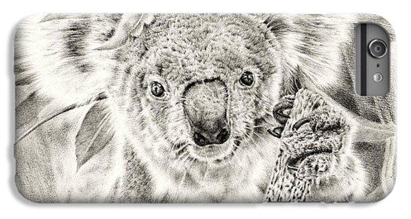 Koala Garage Girl IPhone 6s Plus Case by Remrov