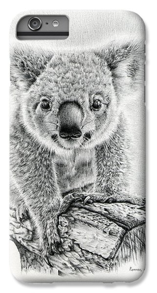 Koala Oxley Twinkles IPhone 6s Plus Case