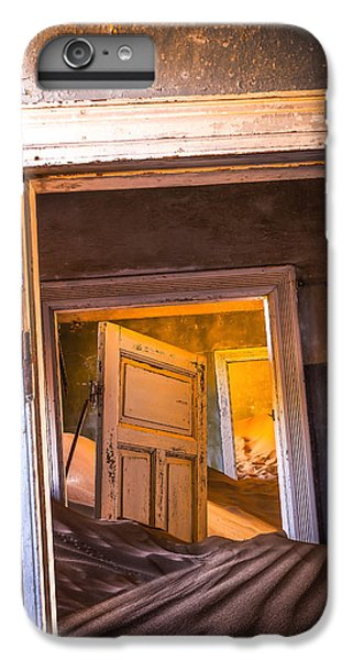Town iPhone 6s Plus Case - Kolmanskop - Blue Room by Xenia Ivanoff-erb